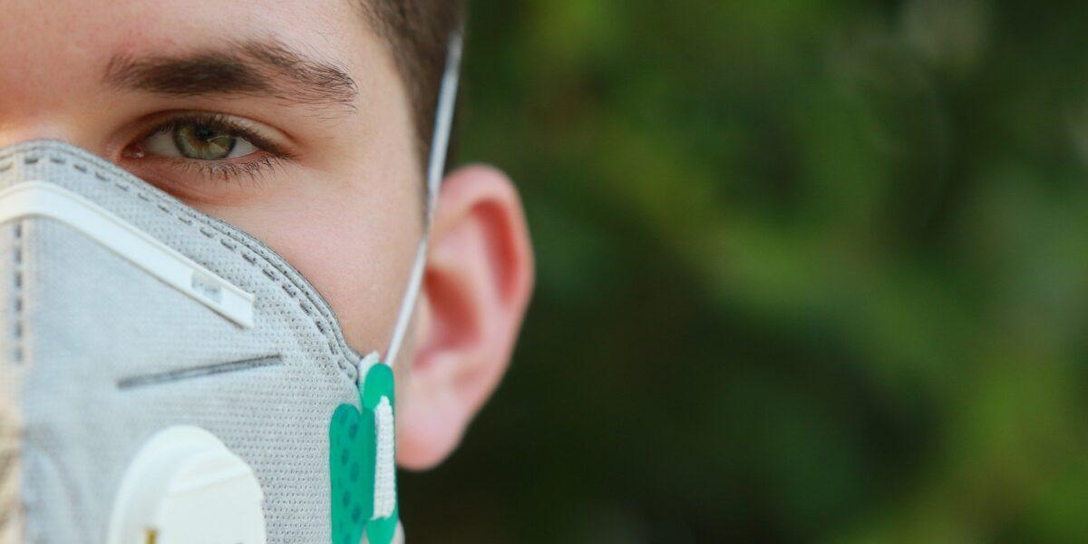 Cuidados com a máscara de proteção contra o Coronavírus