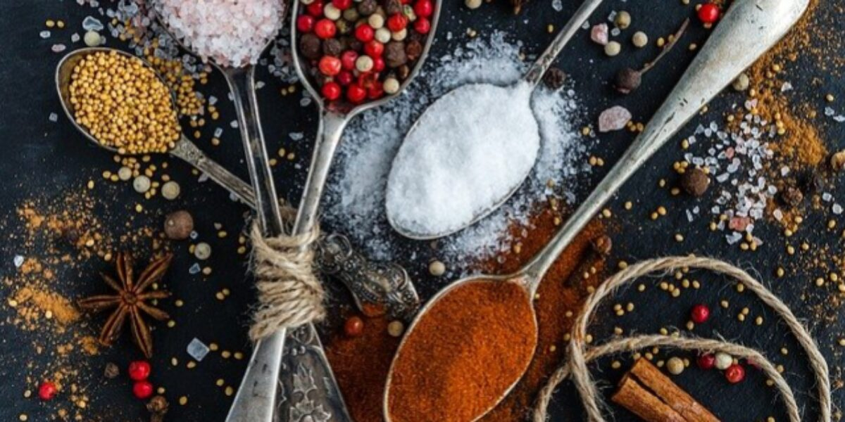 Você sabe o que é sal intrínseco e extrínseco?